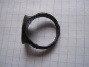 Перстень с всадником 15-17 век