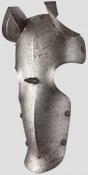 Немецкий шамфрон (chamfron), середины 16-го века.