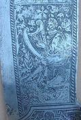 Гравировка на средневековом оружии