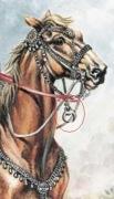Лунница - украшение коня