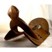 Казачье седло с 17-18-го века
