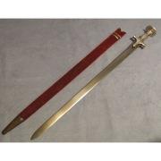 Индийский меч сикхов Тулвар (Tuwar)
