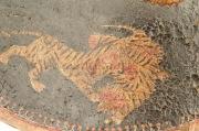 Большой индийский Дхал (dhal) щит