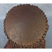 Кольчато-пластинчатый шлем-мисюрка