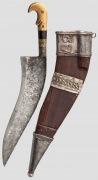 индийский нож Керала