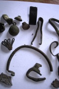 металлопластика Древней Руси