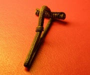 Арбалетоподобная бронзовая фибула Черняховской Культуры