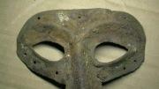 полумаска от шлема IV типа по Кирпичникову