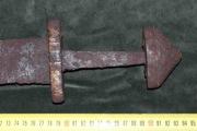 меч, найденный в Ладоге