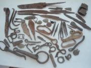 средневековые изделия из железа