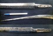 Черкесская штык-сабля 14-15 века