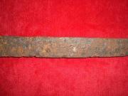 клинок палаша 10 века