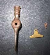 Хазарский топорик - стилизация