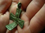 крест нательный древнерусский