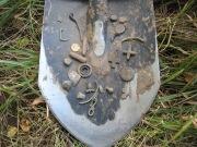 предметы сопутствующие шлему типа Черная Могила