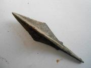 Раннесредневековый наконечник стрелы