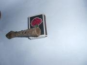 Арбалетный болт, возможно дротик, длина 10,5 см