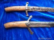 Две сабли 14 века