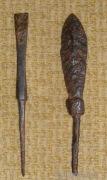 Бронебойные наконечники стрел 12-13 века