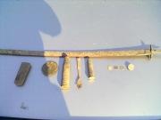 тюрко-половекая сабля 12-13 века