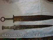 Меотийский и сарматский короткие мечи
