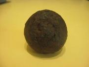 Кистень Хазарский, Материал - железо. Вес 145 г
