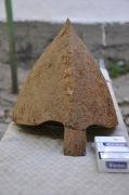 шлем, найденный в р-не Белогорска в Крыму