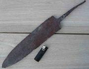 короткий древний меч