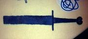 меч, найденный во Владимирской области, не далеко от Мурома