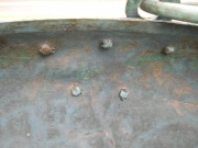 древний бронзовый казан