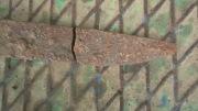 Обломки сабли