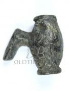 Навершие плети периода Киевской Руси (XI-XII вв.) Литьё,бронза. Размер: 30 х 20 мм