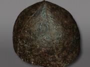 шлем, обнаруженный в Английской антикварной лавке
