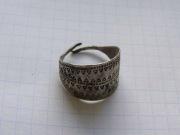 Серебрянный перстень Киевской Руси