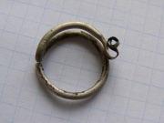 височное кольцо Киевской Руси