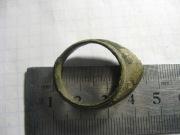 Бронзовое кольцо лучника