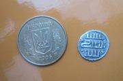 монета хана Джанибека