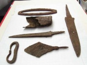Ножи и кресала