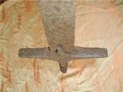 перекрестье сабли пзднего средневековья