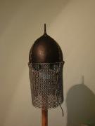 реконструкция шлема из Печа