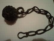 Кистень с цепью