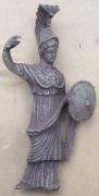 Бронзовая статуэтка богини