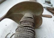 Рукоять кавалерийской шпаги 1730 годов