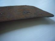 Коса средневековая горбуша