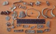предметы пеньковской культуры 6-8 век