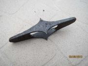 Железная гарда от палаша или сабли