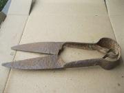 Большие пружинные ножницы