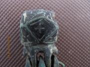 Энколпион середины 12в. Купятицкая Богородица. Бронзовый