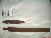 обломки древней сабли
