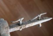 рукоять половецкой сабли 12-13 века